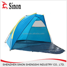 Outdoor Sunshade Star Shaped Tent, Beach Tent,Customized Star Shaped Advertising Tent