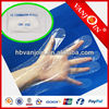 Disposable HDPE Plastic Glove By Making Machine Made