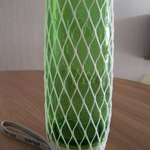 plastic protective sleeves for glass bottle