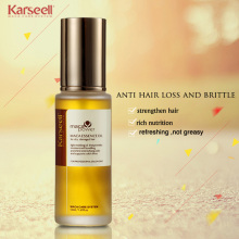 Karseell guangzhou manufacturer import argan oil Smoothing hair Oil Argan Oil For Private Label 50 ml