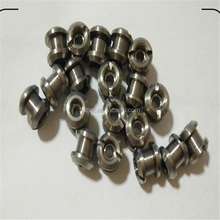 Titanium Crankset Chainring Bolts Nuts M8 for Fixed Gear Track