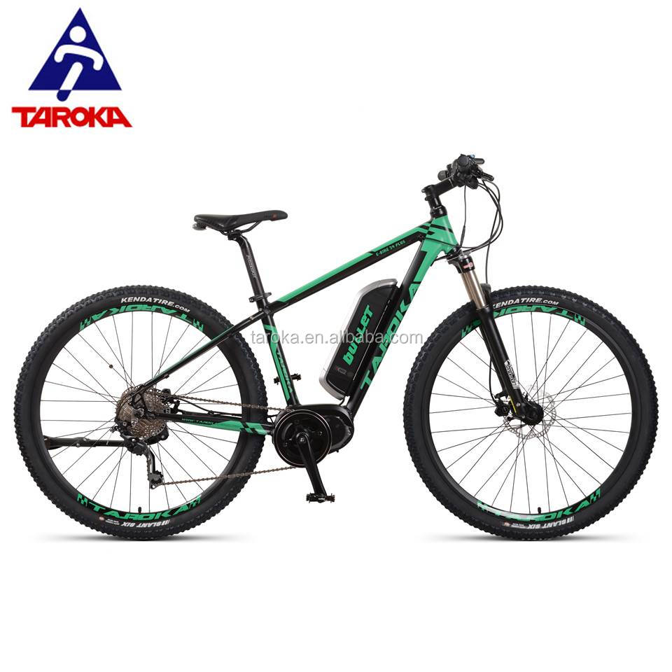 High quality oem mtb 29er Deore 10 speed electric bike e mountain bicycle