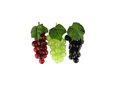 Bunch Of Green Grapes Decorative Plastic Artificial Fruit
