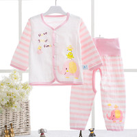 100% cotton comfortable skin children clothing with elephant pattern