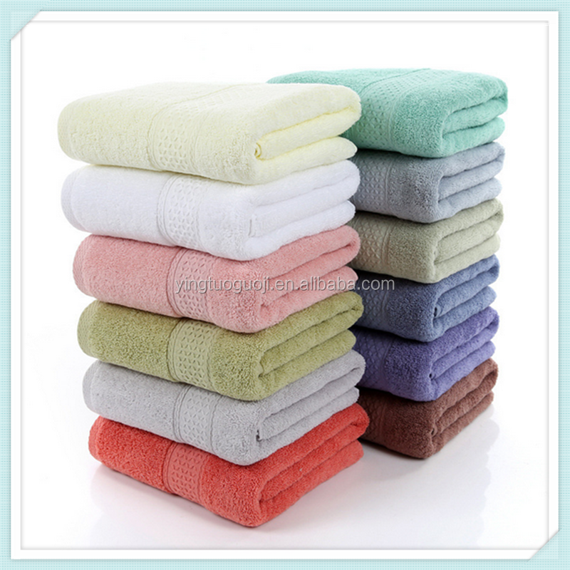 Super 100% Egyptian Cotton Luxury Five-star Hotel Bath Towel