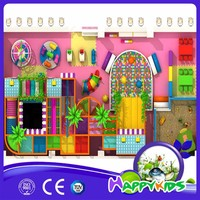 Kids indoor climbing play equipment sale, new model indoor playground toys
