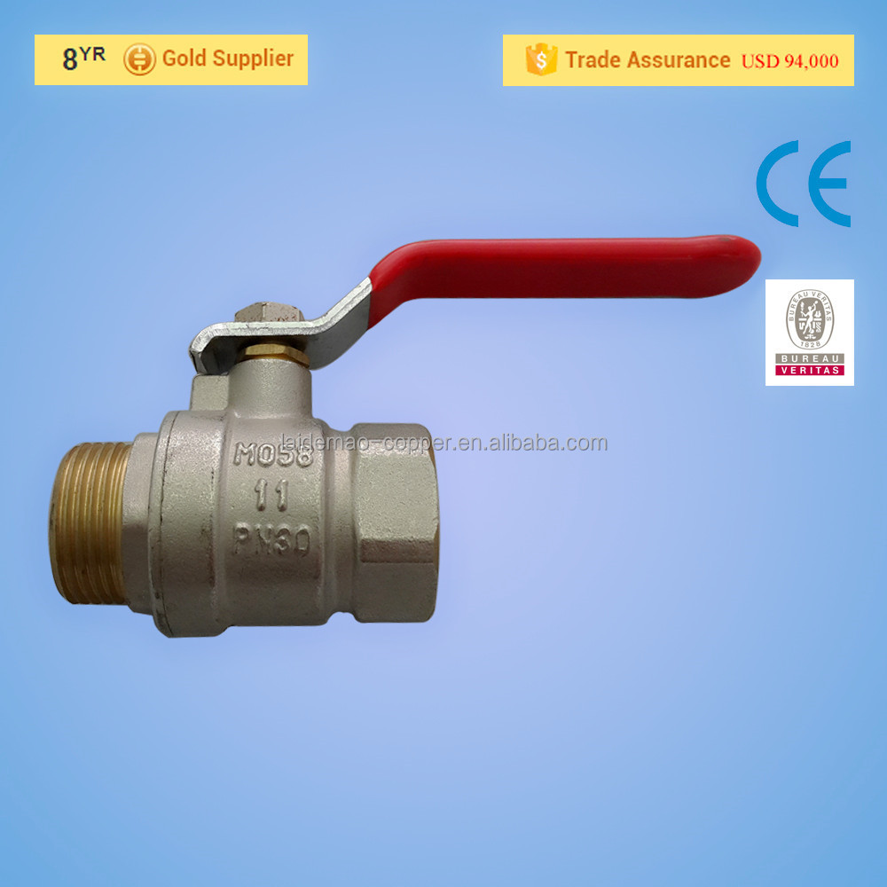 China Manufacturer Lever Handle CW617N PN 25 600 WOG Water Oil <strong>Gas</strong> Forged 1 Inch Brass Ball Valve,valve ball