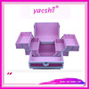 Yaeshii professional makeup case for charming woman
