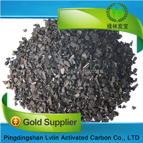 Activated Carbon granulatr / coconut activated carbon / fruit shell activted carbon.