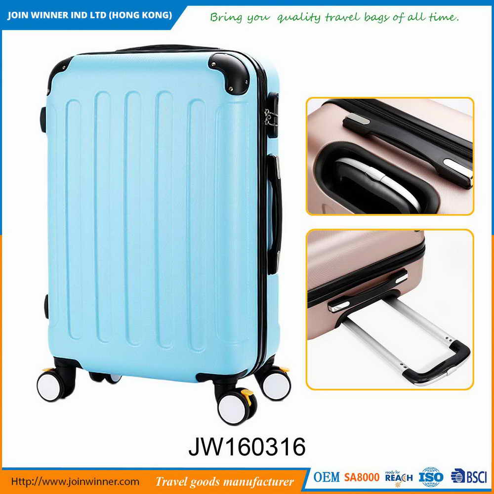 Best Price Leopard Hard Case Luggage With Good Quality