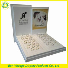customized high end tabletop jewelry organizer display units