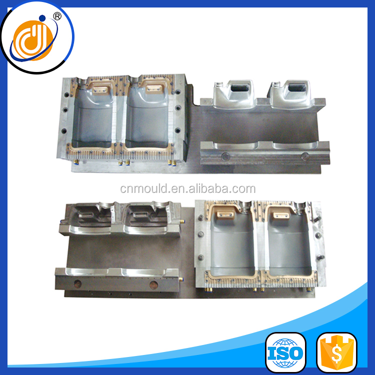 ningbo factory supply blowing bottle mould