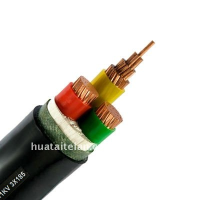 UG 26/35KV Power Cable/ XLPE / PVC / Sreen / SWA /Armour
