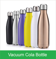 food-grade double wall thermos water bottle stainless steel vacuum insulated sport flask