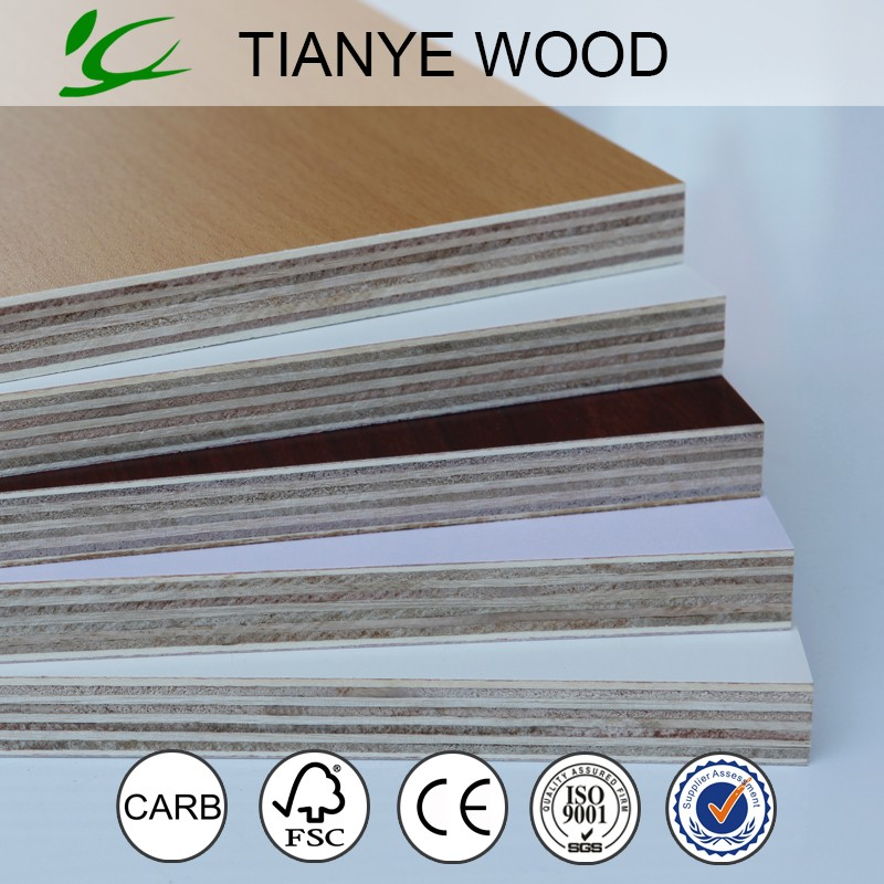 Decorative laminated plywood wood wholesale