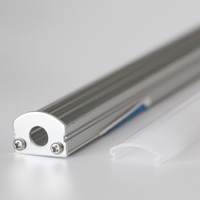 led linear aluminum bar for led aluminium profile