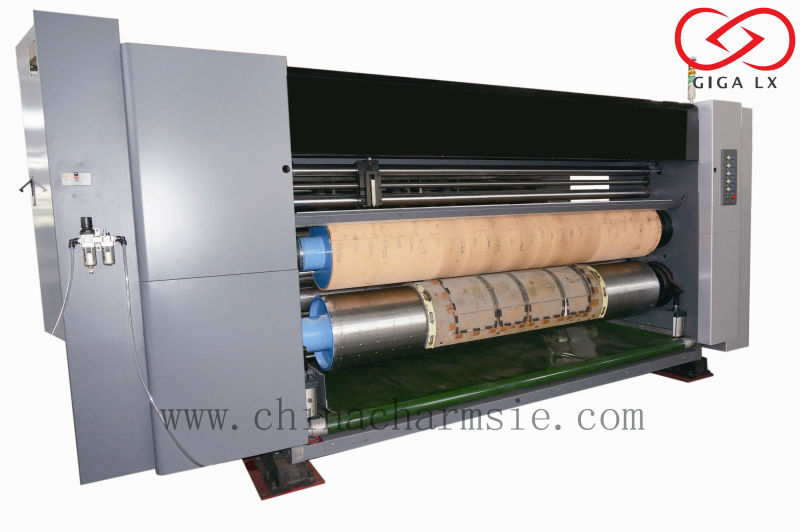 GIGA LX Shanghai Highest Tech Hot Sale carton box slitter scorer machine