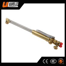 "UWELD UW-1240 Airco Welding 20"" long 90 Degree Oxweld Cutting Torch"
