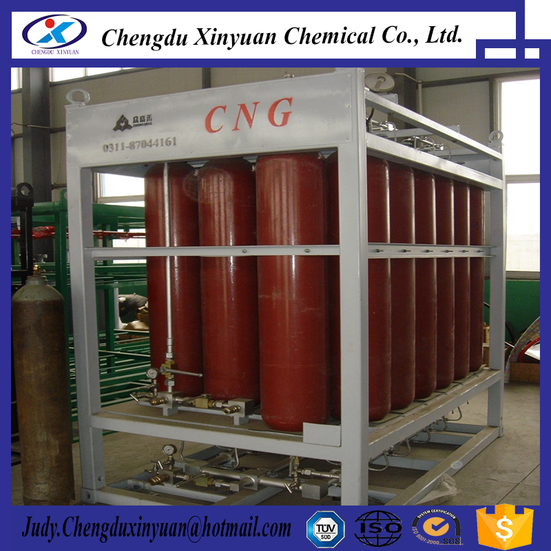 CNG steamless steel cylinder type 1/type 2/type 3/type 4