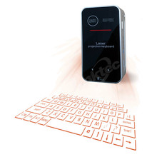 2014 Top sale Portable Laser bluetooth keyboard for asus fonepad Infrared projection laser keyboard with mouse function