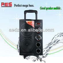 wireless bluetooth microphone car amplifier/speakers made in China guagzhou