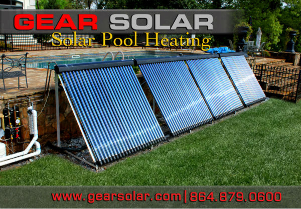 Solarpac TP-24 Evacuated Tube Collector Pool Heater