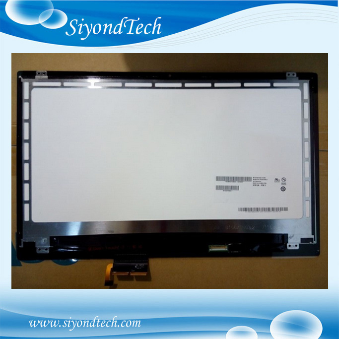 Original New Laptop Touch LCD Screen Digitizer B156XTN03.1 Assembly For Acer Aspire V5-571 V5-571P V5-571PGB