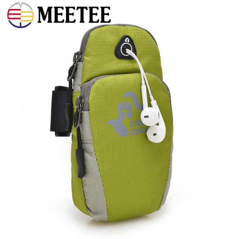 Waterproof <strong>mobile</strong> phone arm bag men and women running equipment wrist bag