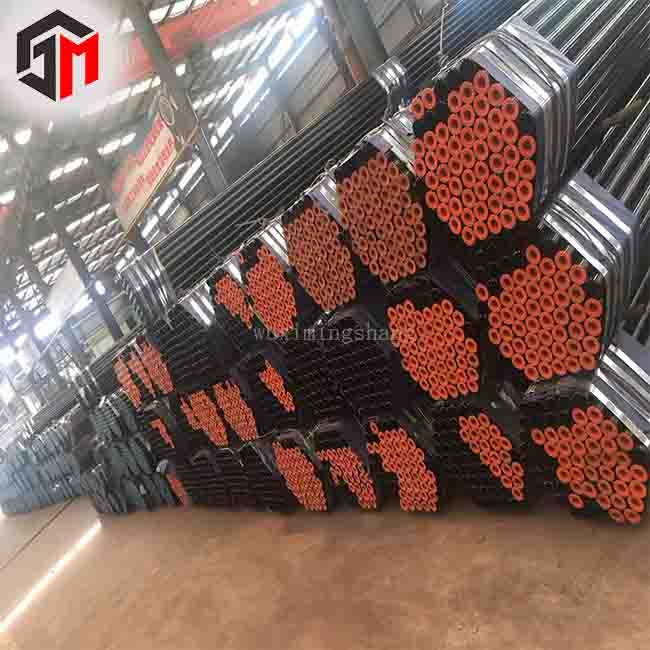 SCHEDULE 40 CARBON HOT ROLL SEAMLESS STEEL PIPE A500 GR B