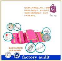 China Professional bag factory produce travel makeup case