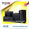 18inch Tasso sub-bass audio speaker