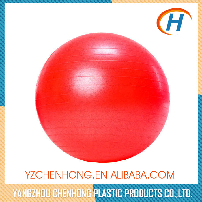 Anti-burst kids jumping ball yoga ball,PVC yoga ball for pregnancy manufacturer