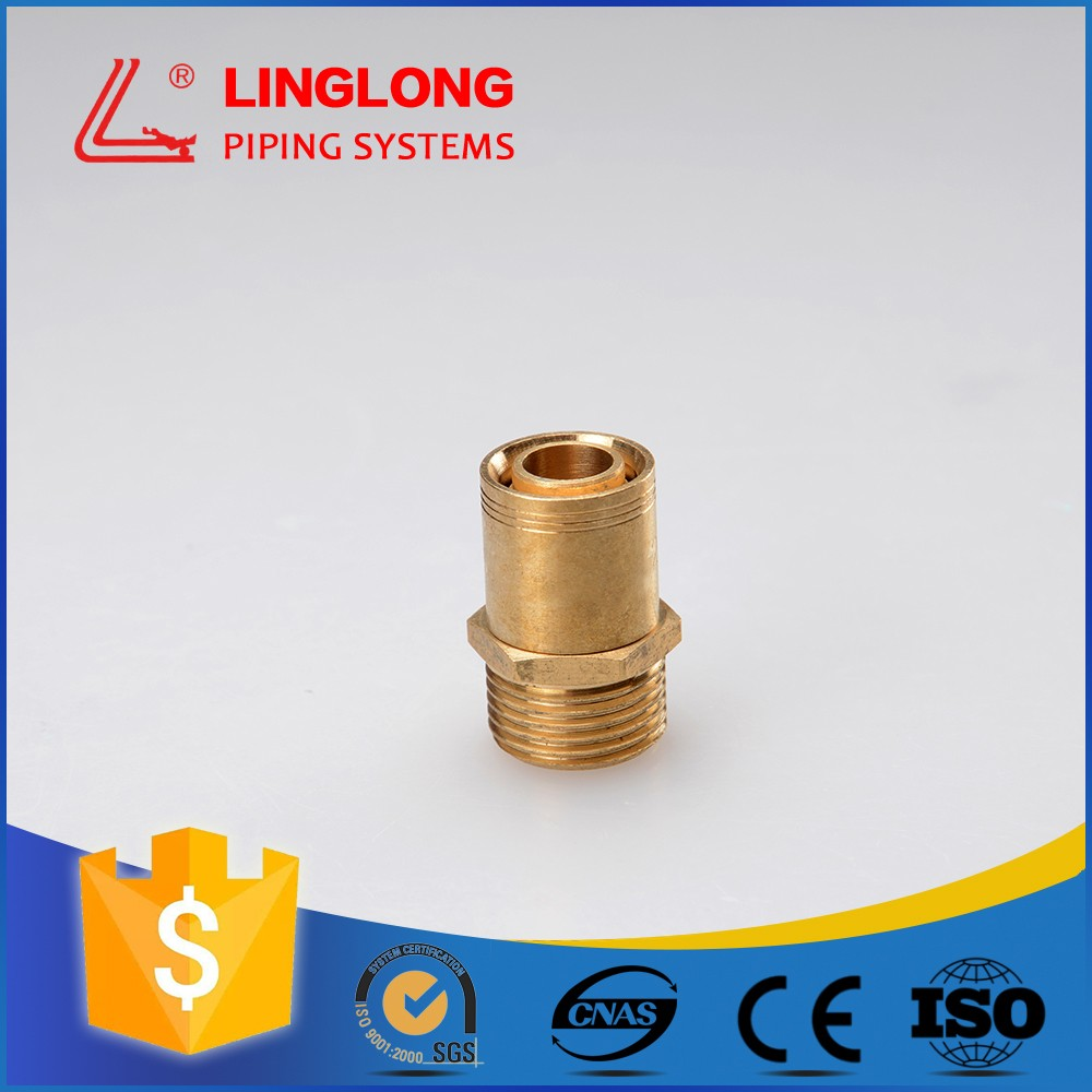 Linglong brand long short brass extension nipple