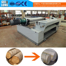 wood veneer rotary peeling machines and plywood machines