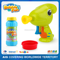 Friction Power Dinosaur Bubble Toy