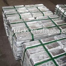 High quality zinc ingot 99.99% manufacturers