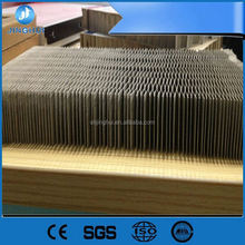 Prefabricated polypropylene honeycomb sandwich panel for coldroom/cleanroom