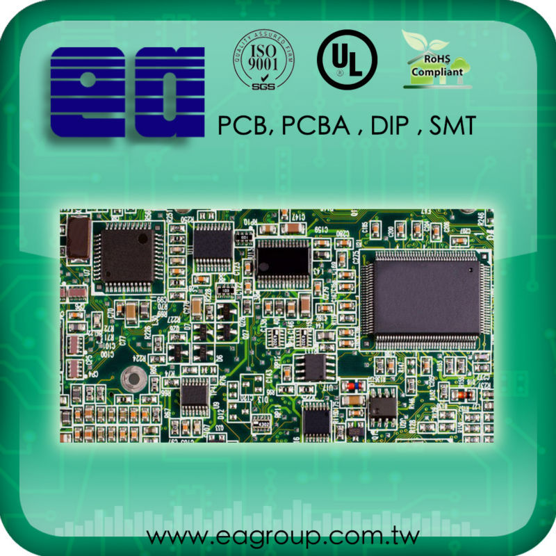 Taiwan high Quality OEM ODM DIP SMT Turnkey Assembly PCB PCBA PCB Assembly