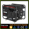 Low noise High power dual- cylinder electric start 10kw gasoline generator set