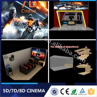 Newest Business Idea Motion Seat Simulator 5D 6D 7D Cinema With Movies Updating