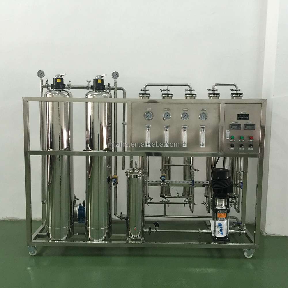 MZH-RO Cosmetic water, industrial water, food Water Treatment