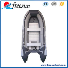 CE Certification Hot Sale Top Quality Inflatable boat inflatable rubber boat with aluminum floor for sale