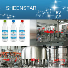 world wide bottled water filling machine production line for exporing