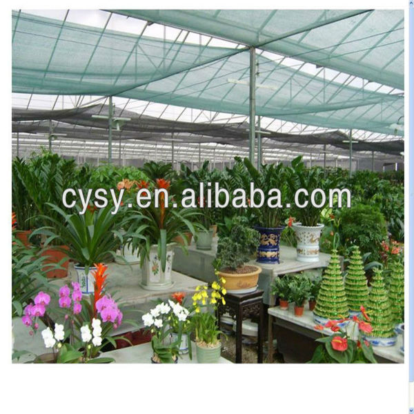 HDPE anti uv balcony shade net / outdoor sun Shade cloth/Roof Shade net