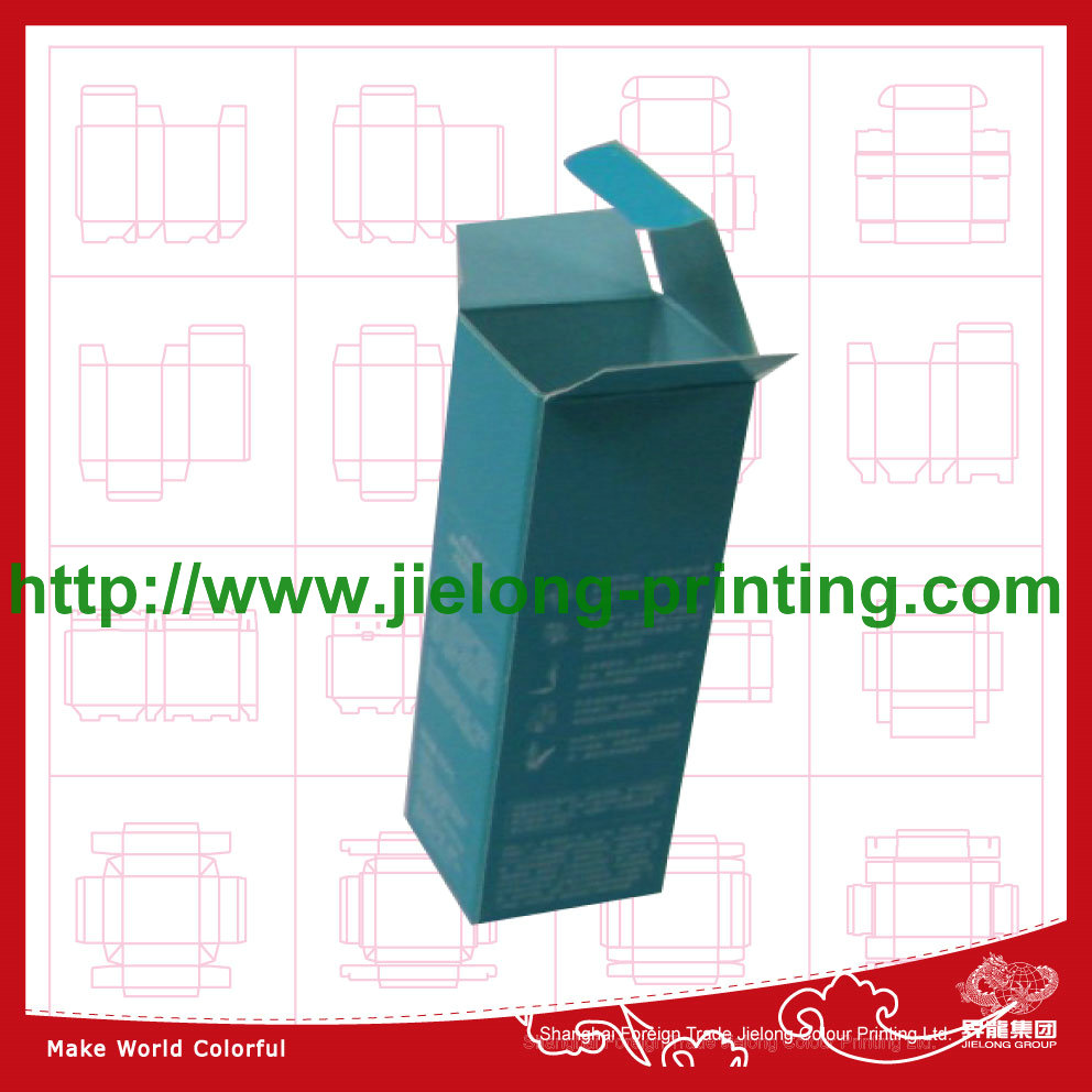 Accept Custom Paper Packaging Box For Cosmetic