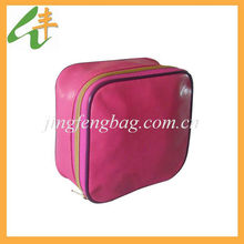 professional manufacturer of elegant ladies pu cosmetic bag