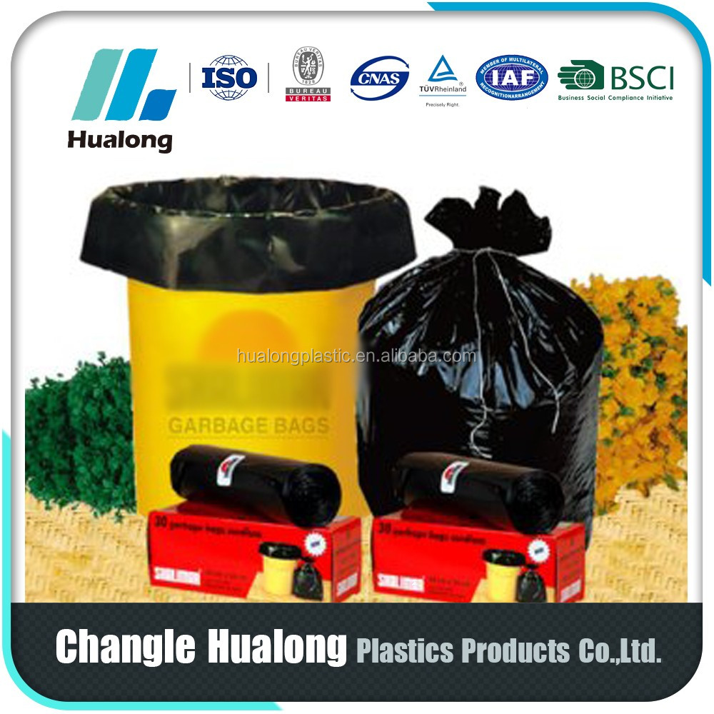 jumbo plastic garbage bag