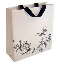 Top grade cartoon pattern muti-function shopping paper bags with your own logo