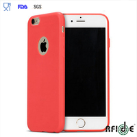 Silicone phone case for iphone 6/6s