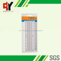 Hot-sale! 840 Point Electronic Solderless Breadboard, Prototyping Board
